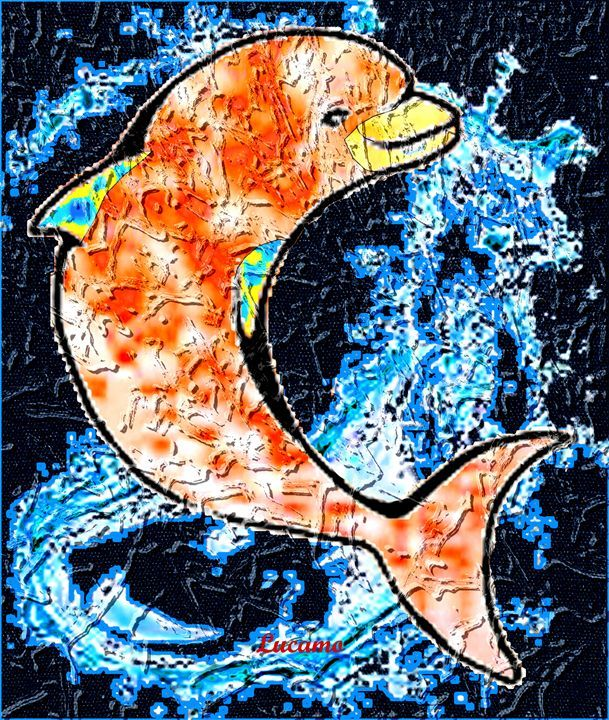 Dolphin - Lucamo: Creating with images