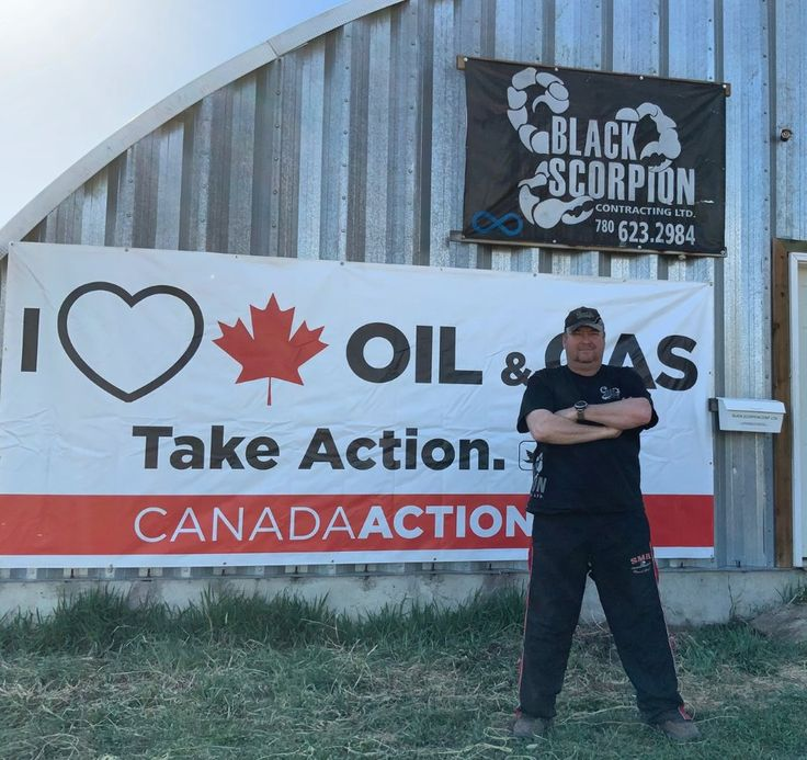 Inspiring stories shawn mcdonald oil and gas supporting