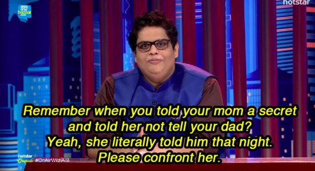 """Why. 