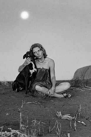 Robyn Davidson author of Tracks