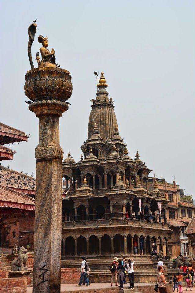 Krishna Mandir, Patan Durbar Square