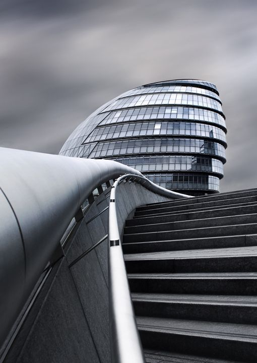 Another breathtaking piece of architecture by Lord Foster.