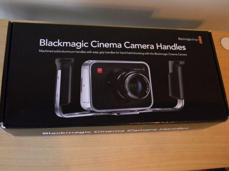 Black Magic Cinema Video Photo Camera Stabilizer Handles #BlackMagic