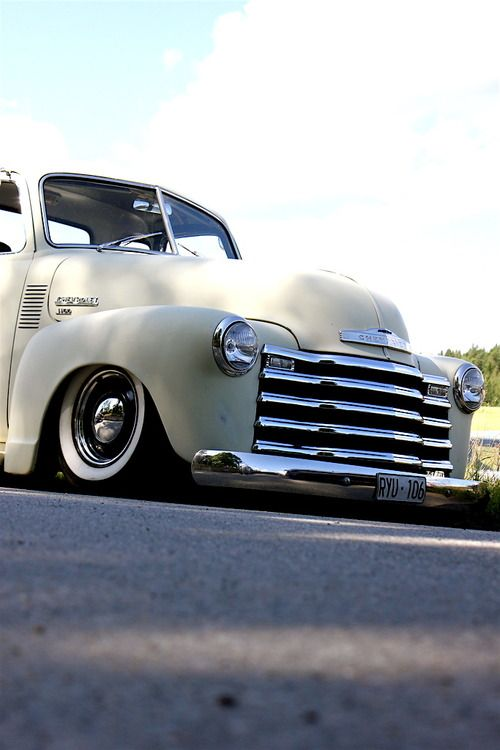 53 chevrolet truck