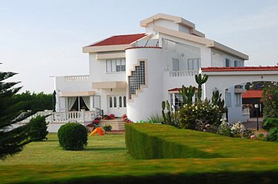 Grand house in Cyprus.