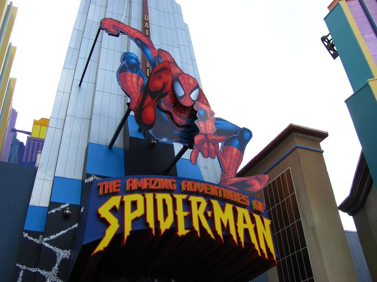 Spider-Man - Wikipedia, the free encyclopedia