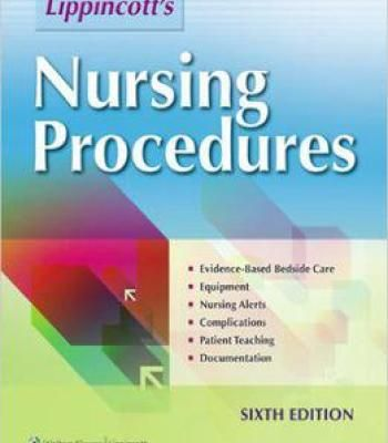 Nursing Procedures (6th Edition) PDF