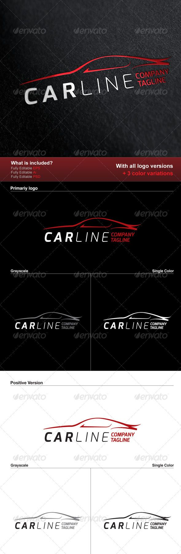 This is a professional Designed Logo. This is great for a Mechanic, Car Stand / Dealer, Car Service Company, etc. Fully and easilly layered, in full resolution print ready, vector and image version included.