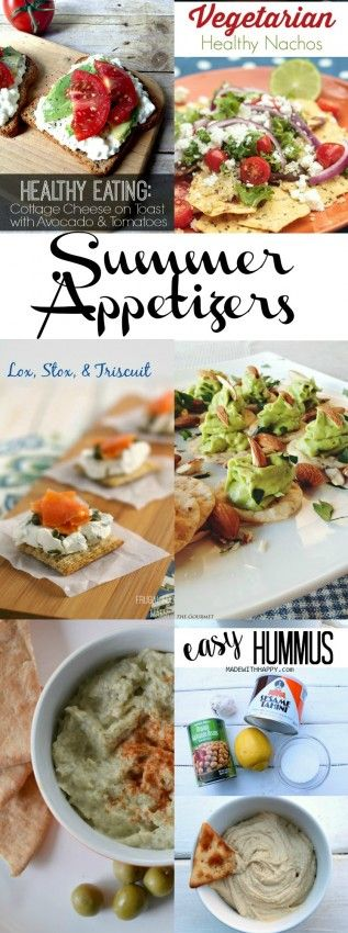 Summer Appetizers | The NY Melrose Family