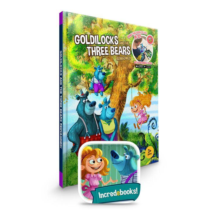 Goldilocks and the Three Bears Reimagined
