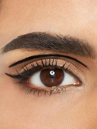 Quick & easy drugstore glitter eyeliner tutorial youtube.