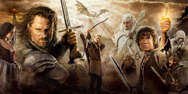 Movie marathon! The Lord Of The Rings: The Fellowship Of The Ring, The Two Towers, The Return Of The King Just How Long? 9.3 Hours (Theatrical) Or 11.3 Hours (Extended)