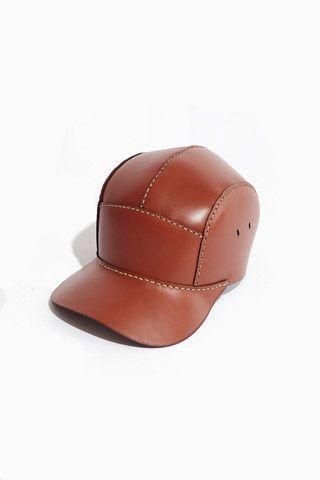 Vanishing Elephant Leather Cap – Eclectic Ladyland