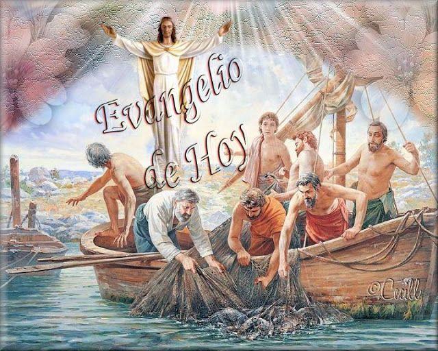 SANTORAL CATOLICO: EL EVANGELIO DE HOY: DOMINGO 10 DE ABRIL DEL 2016 ...