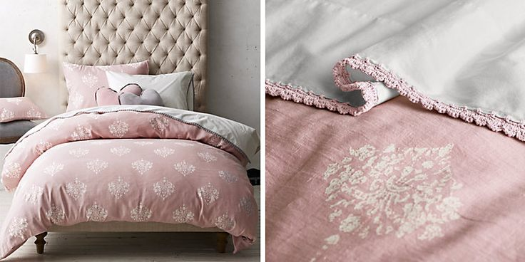 Girl Bedding Collections | RH Baby & Child