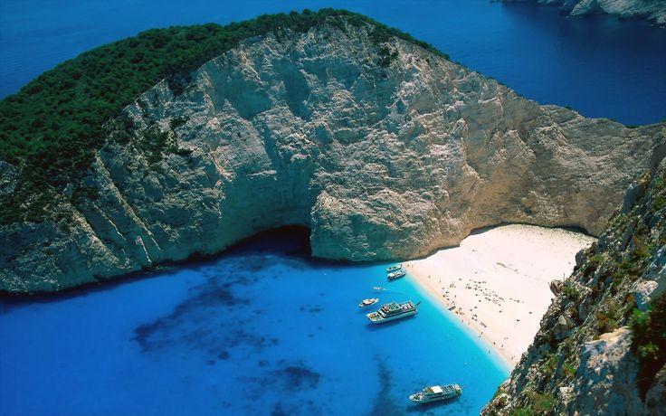 Amazing Blue Water Beach | Beautiful pictures | Beach ... - photo#13