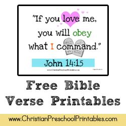 find this pin and more on bible verse printables - Printables For Children