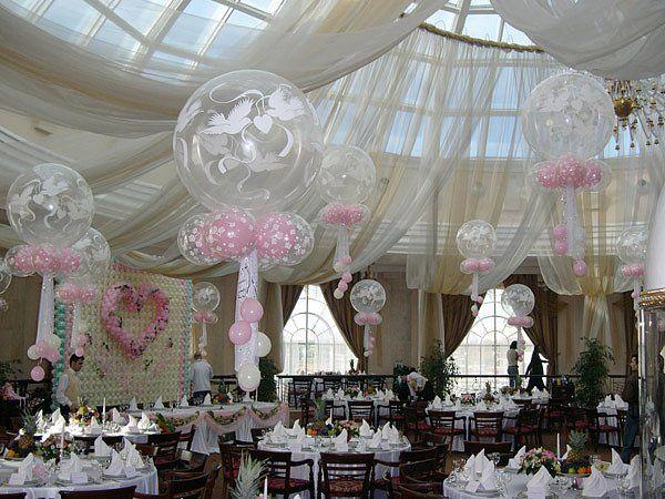 http://vsharm.myinsales.kz/collection/frontpage/product/oformlenie-sharami-svadby-almaty Мы предложим Вам украшение Вашей свадьбы воздушными шарами, тканью, живыми цветами. Пышные тканевые шатры, воздушные шары со свадебными рисунками на столы, легкие гелиевые перекиды