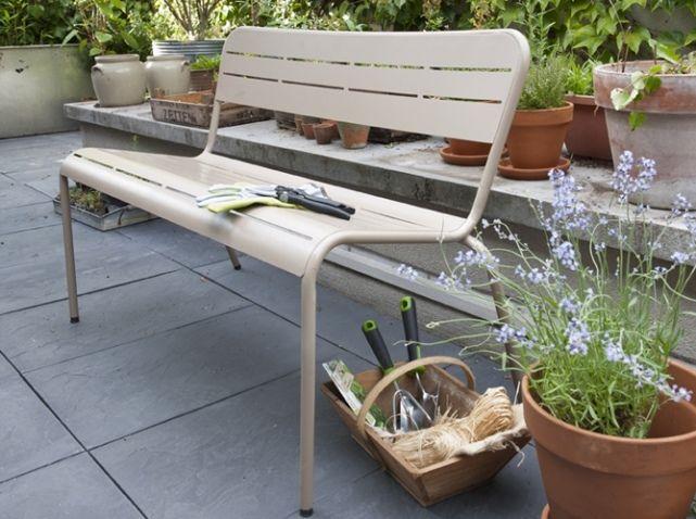 meubles de jardin pas chers with table et banc pliant castorama. Black Bedroom Furniture Sets. Home Design Ideas