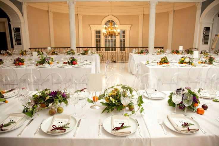 sit down dinner in our historic marble court annie dean