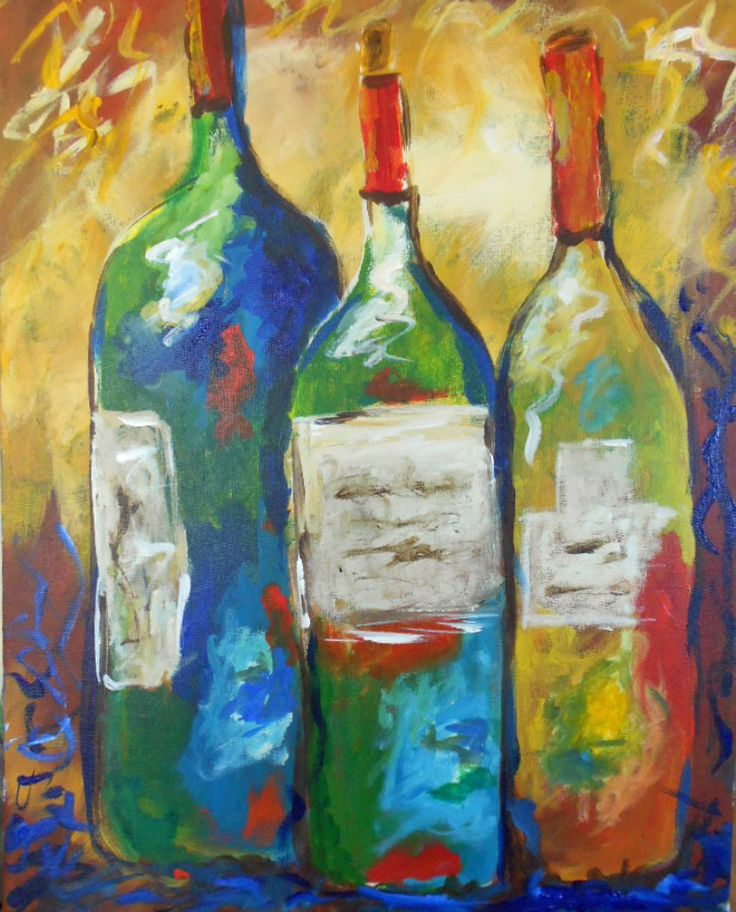 17 Best images about Wine and Cocktail Paintings on ...