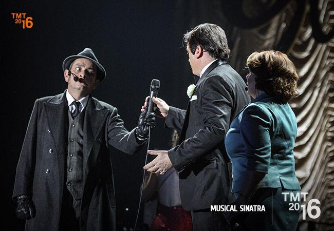 Ramón Llao, Felipe Castro, Maricarmen Arrigorriaga, SINATRA, TMT2016