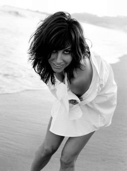 Gina Gershon! i love this woman! 50 and fabulous!