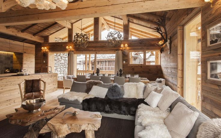 Luxury Ski Chalet, Chalet Arctic, Val d'Isère, France, France (photo#8826)