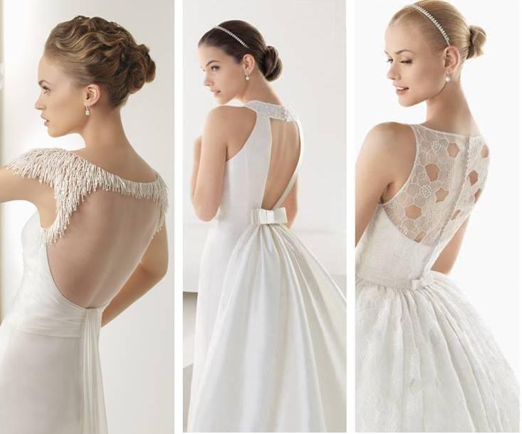 Sırtı Açık Gelinlik Modelleri | Gri Pijama | Moda, Kadın, Sağlık, Güzellik