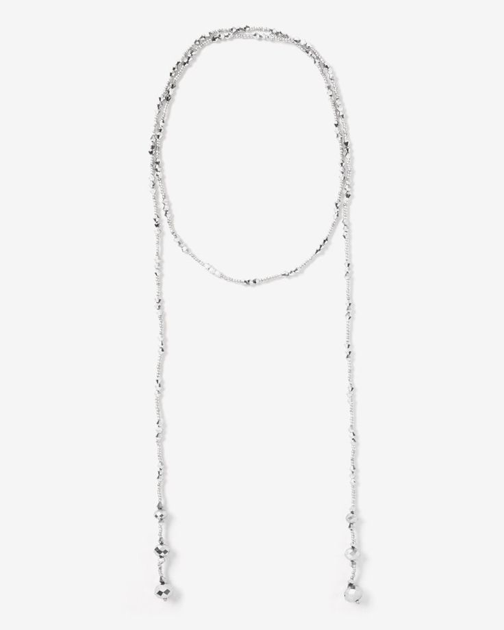 Long collier