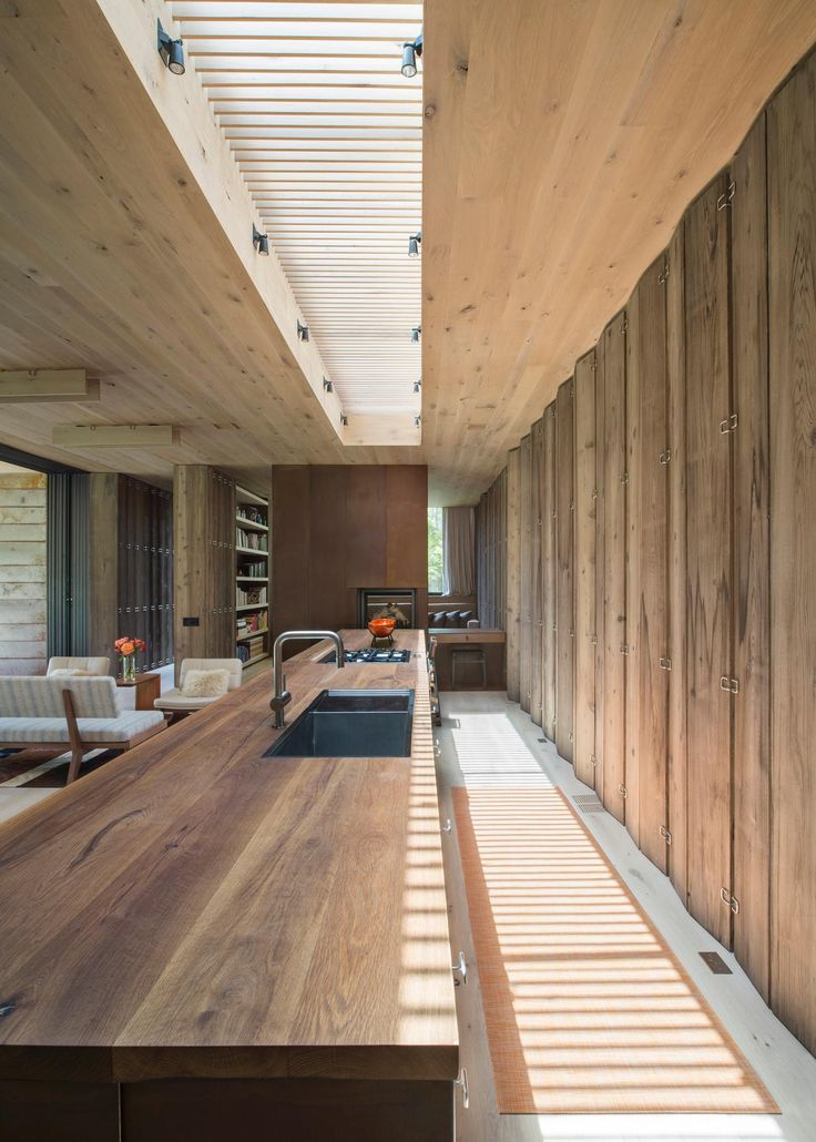 Modern Home Has Soundproof Wood-Paneled Walls | Fresh Faces of Design | HGTV
