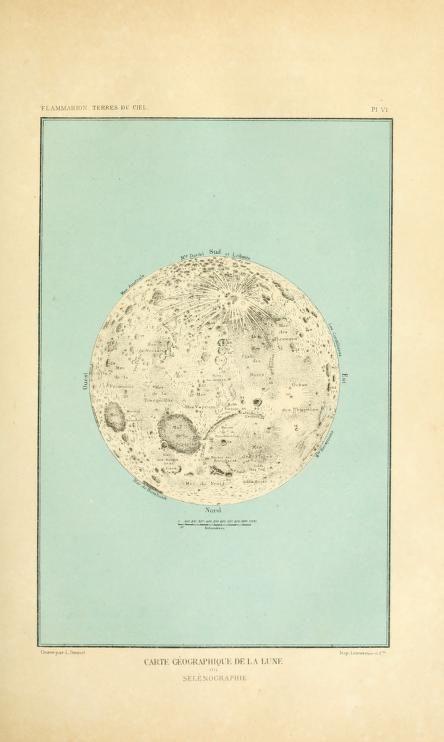 Les terres du ciel; voyage astronomique sur les...
