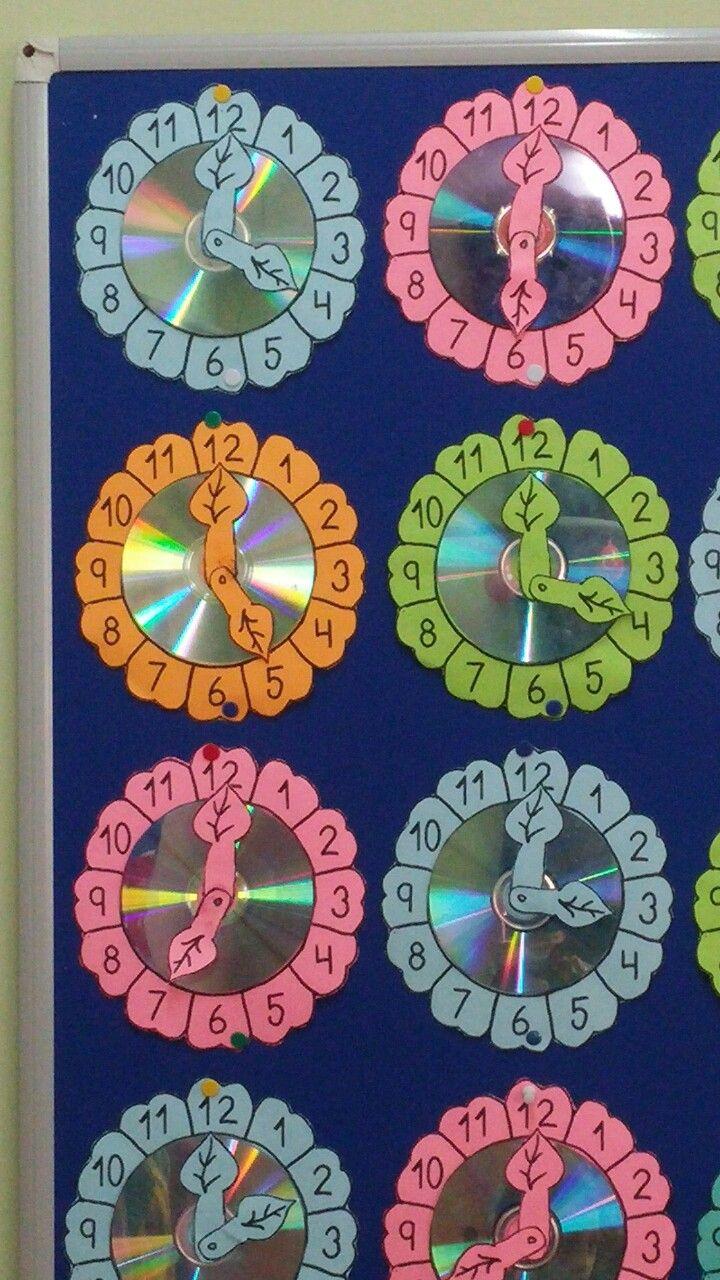 CD'den Saat