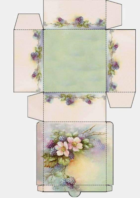 Картинки для оформления коробочек