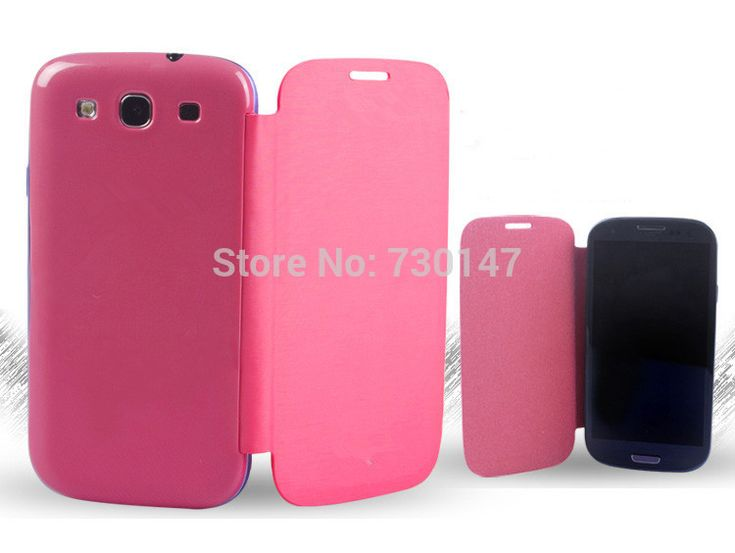 Free Shipping Original Battery Housing Flip PU Leather Back Case Cover for Samsung Galaxy S3 SIII. Click visit to buy #FlipCase #case