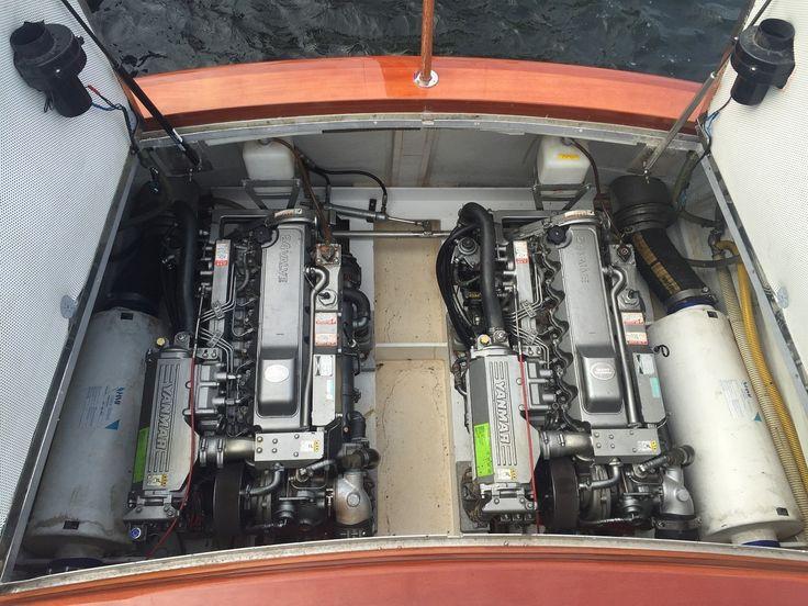 (247) FINN – Fantastisk Mahogny cruiser 34 fot