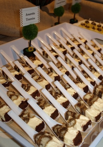 a. party style: tuscan dessert table