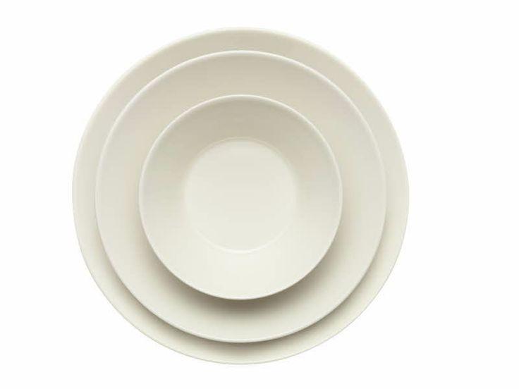 Iittala Combinability - Teema Plate Set White