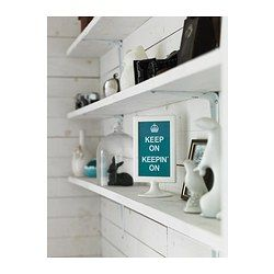 TOLSBY Frame for 2 pictures - IKEA $0.99  Can't beat the price!! Perfect for craft fair signs.