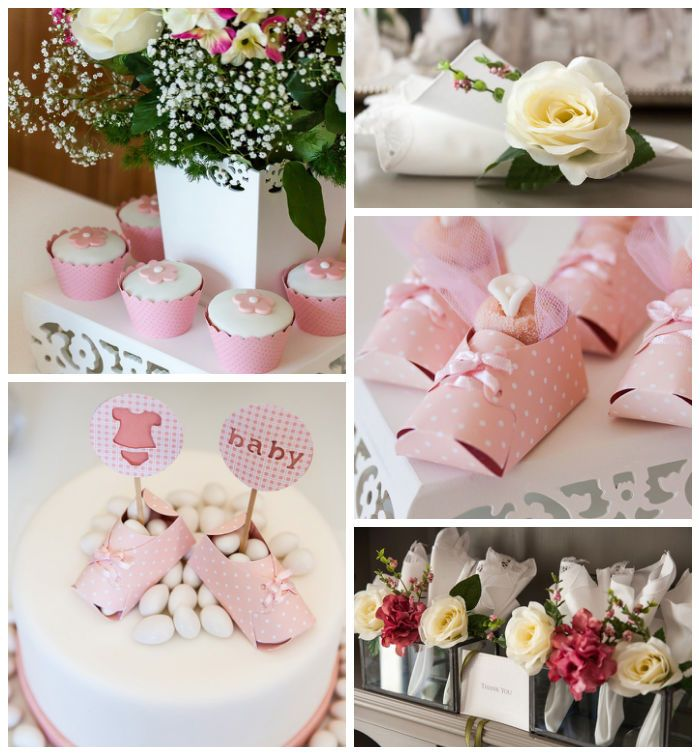 Spring Garden Baby Shower with Lots of Really Cute Ideas via Kara's Party Ideas KarasPartyIdeas.com #springparty #gardenbabyshower #gardenpa...