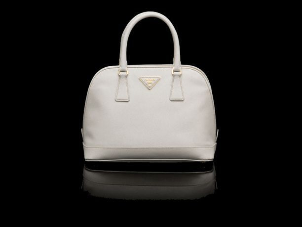 how to tell a real prada bag from a fake - Borse #bags #Prada collezione #autunnoinverno 2013/2014 http://www ...