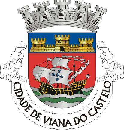 Brasão de Viana do Castelo Mais