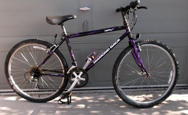 Diamondback Topanga Mountain Bike This Is Just Like My
