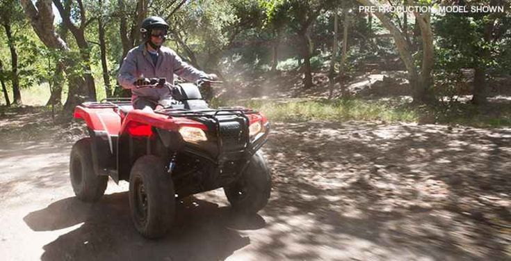 New 2016 Honda FourTrax Rancher ATVs For Sale in Oklahoma. 2016 Honda FourTrax Rancher, Payments As Low As $75 Monthly W.A.C. Payments As Low As $75 Monthly W.A.C. Choose The Perfect ATV For The Job Or Trail. Every ATV starts with a dream. And where do you dream of riding? Maybe you ll use your ATV for hunting or fishing. Maybe it needs to work hard on the farm, ranch or jobsite. Maybe you want to get out and explore someplace where the cellphone doesn t ring, where the air is cold and…