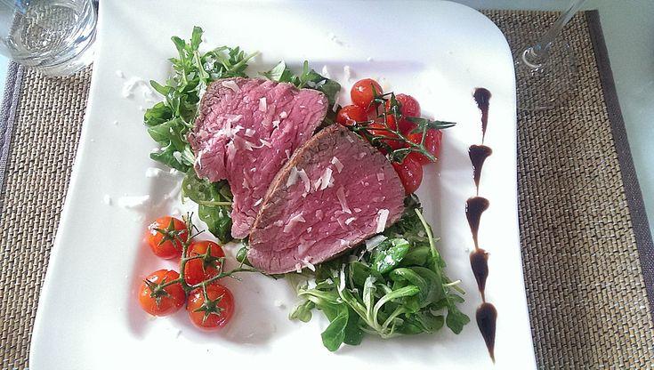 Rinderfilet mit Niedrigtemperatur garen, ein sehr leckeres Rezept aus der Kategorie Rind. Bewertungen: 55. Durchschnitt: Ø 4,6.
