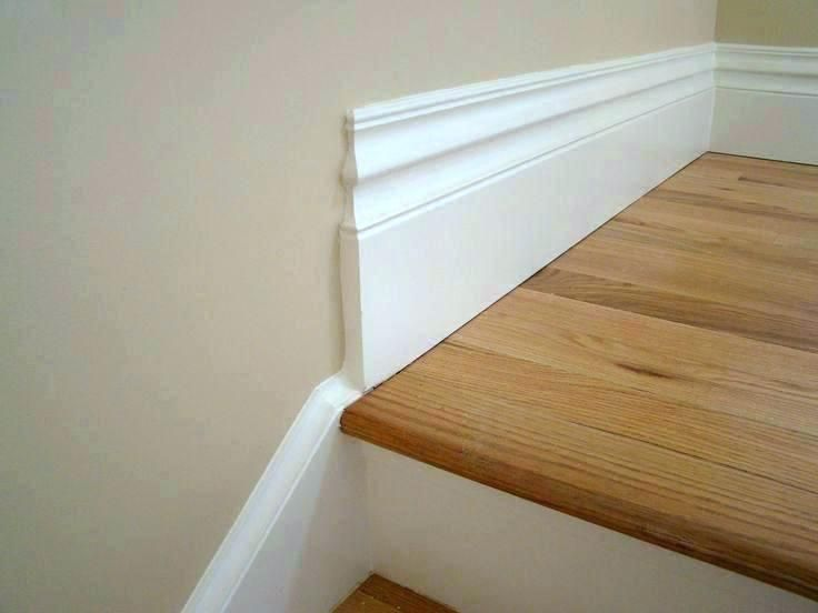 Top 40 Best Modern Baseboard Ideas