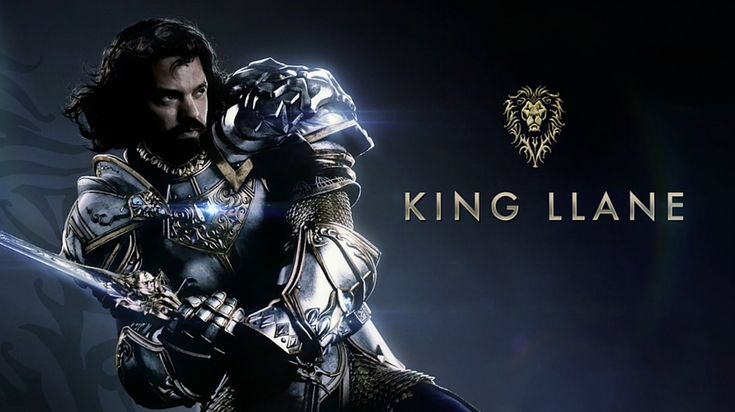 New WARCRAFT Promo Images Reveal 'Orgrim,' Dominic Cooper As 'King Llane' And Character Info