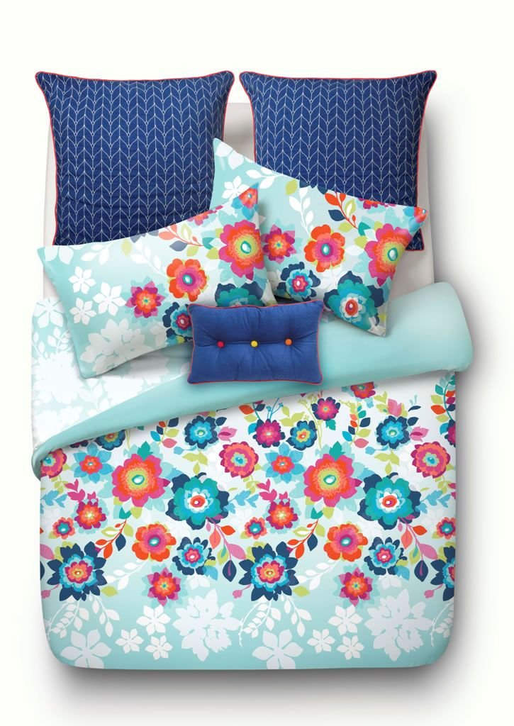 Patch Up Bed Linen by Esprit from Harvey Norman NewZealand