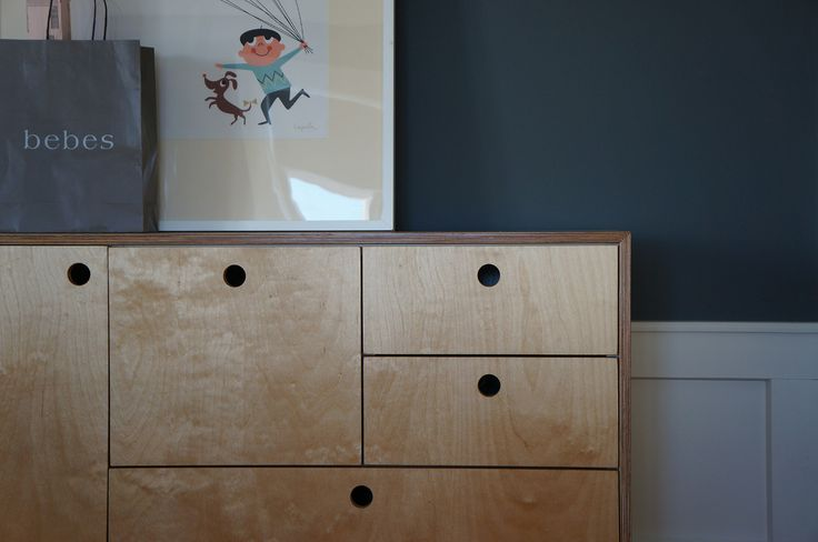plywood drawer