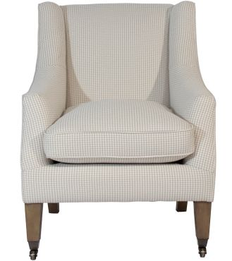 Addison Chair - Fabric / Colour: Miller Dove Grey - Chairs
